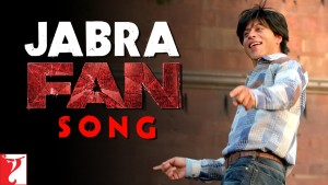 Shah Rukh Khan and the amazing Fan Anthem!
