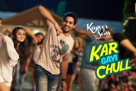 Video: Kar Gayi Chull from Kapoor & Sons