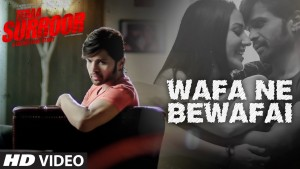 Wafaa Ne Bewafai – Third song promo from Teraa Surroor!