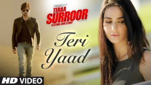 Watch the fourth song promo 'Teri Yaad Har Jagah' from Teraa Surroor