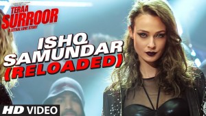 Watch the Ishq Samundar Reloaded promo from 'Teraa Surroor'!
