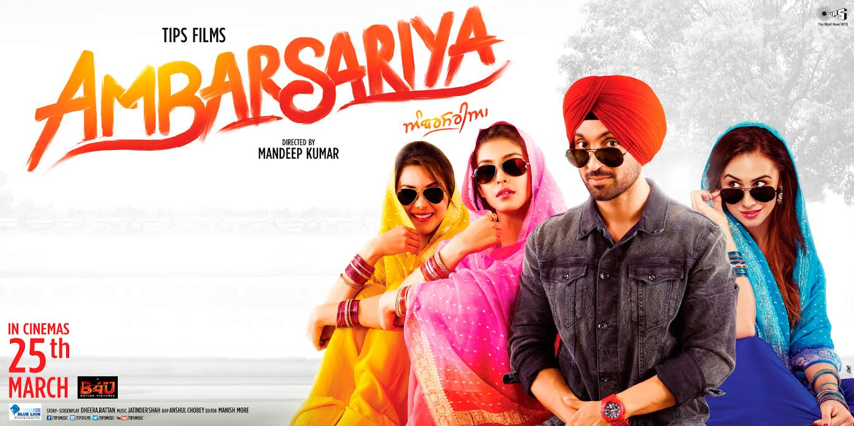 Ambarsariya poster 2