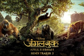 Second Hindi trailer of 'The Jungle Book'
