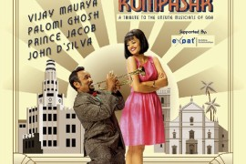 Bardroy Baretto's Nachom-ia Kumpasar (Let's Dance to the Rhythm)
