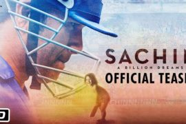 Sachin Teaser crosses 5 million views in 24 hours!
