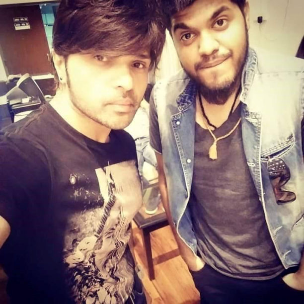 Himesh The Voice