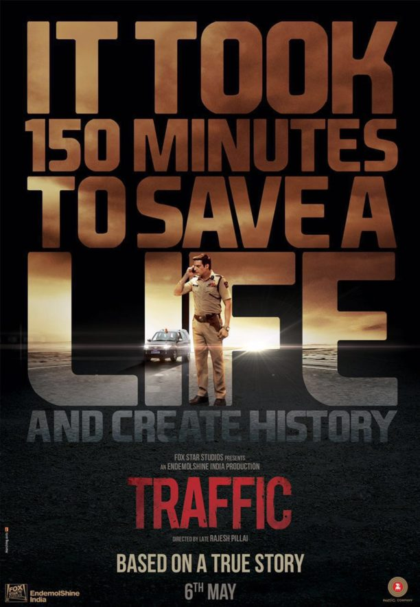 Traffic - 2nd Poster