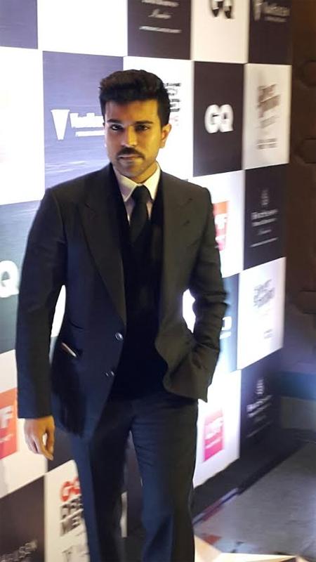 Ram Charan Teja Rocks At The Gq Best Dressed Party