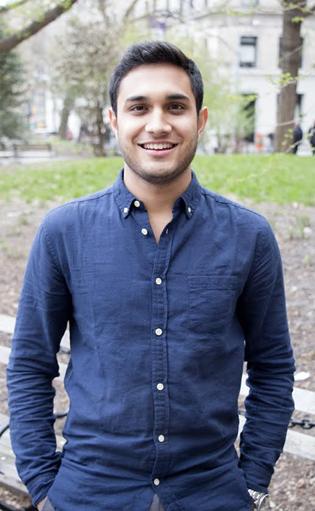 UH Founder Anish Patel