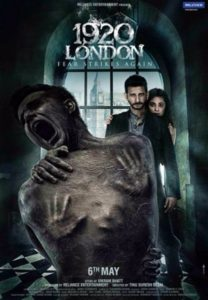 "Poster for the movie ""1920 London"""