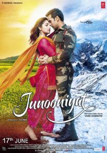 Junooniyat 30x40 poster new-1