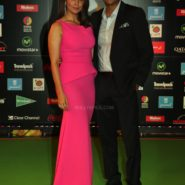 Lara Dutta and Mahesh Bhupathi at NEXA IIFA Awards 2016 (17)