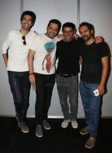 Midival Punditz feat Karsh Kale and musicians at IIFA Stomp in collaboration with Mulafest (13)
