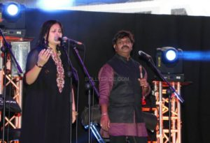 Midival Punditz feat Karsh Kale and musicians at IIFA Stomp in collaboration with Mulafest (14)