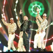 Salman Khan performs at NEXA IIFA Awards 2016 (12)