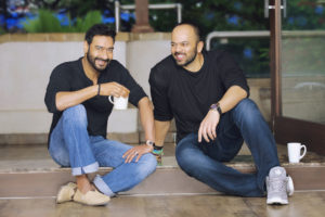 Ajay Devgn and Rohit Shetty - BT Image (1)