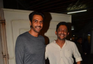 Arjun at Madaari screening