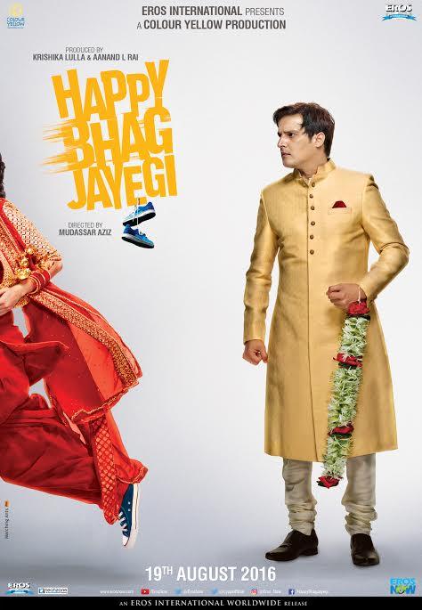 Happy Bhag Jayegi 3