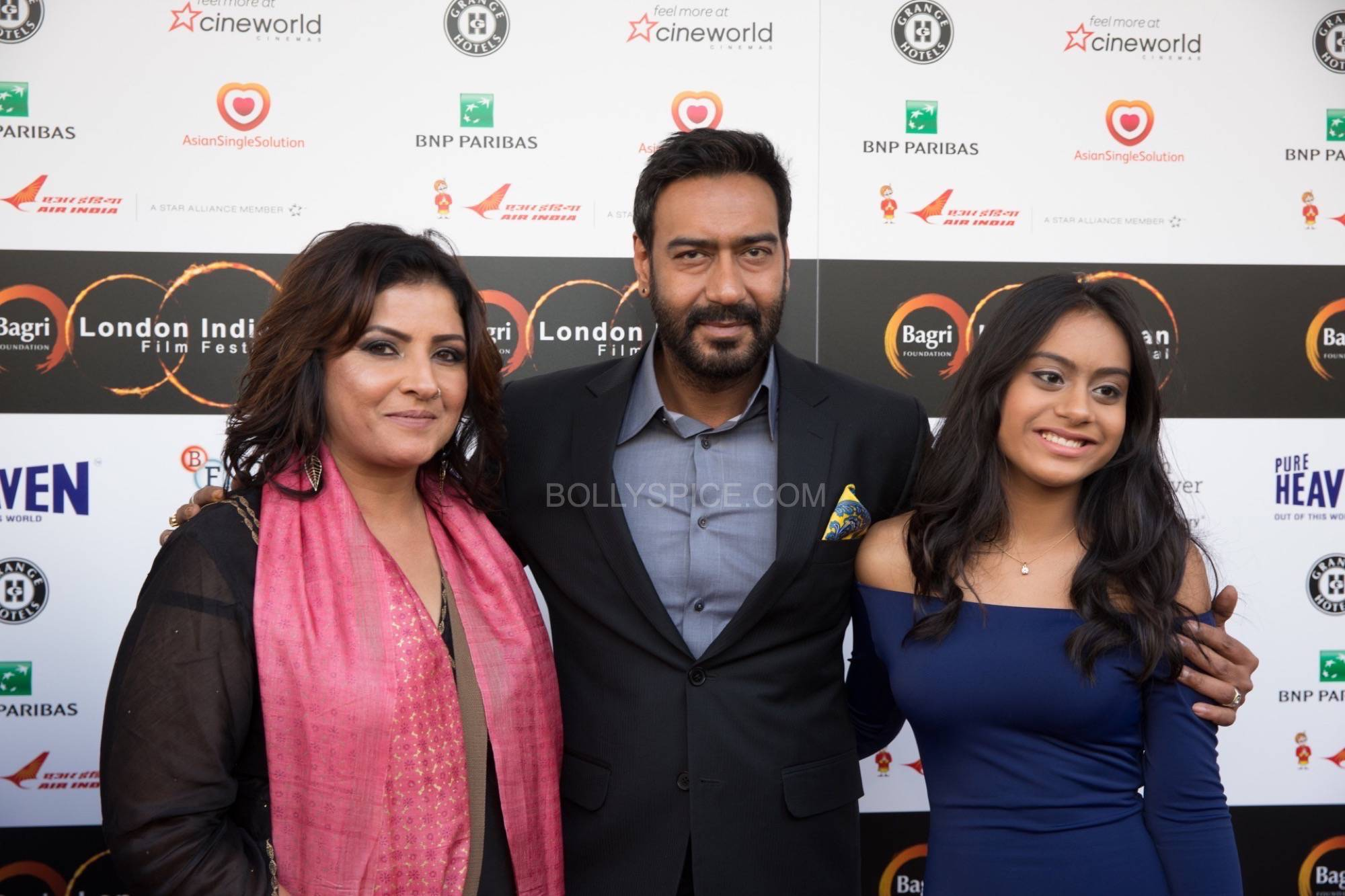 LIFF 2016: Red Carpet for 'Parched' goes Brummie Asian