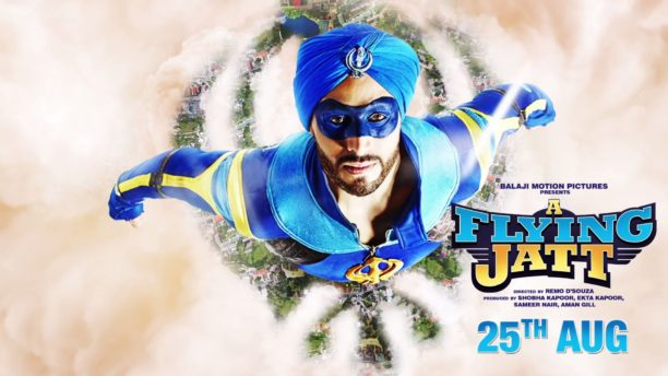 Tiger Shroff slays it in the new motion poster of 'A Flying Jatt'!