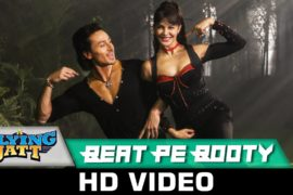 A Flying Jatt's club number 'Beat Pe Booty'