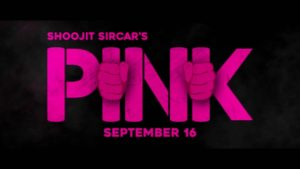 Amitabh Bachchan starrer PINK motion logo & trailer revealed!
