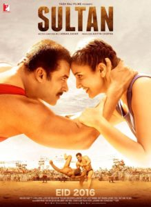 "Poster for the movie ""Sultan"""