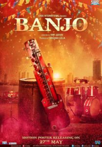 "Poster for the movie ""Banjo"""