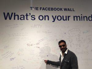 ajay-at-facebook-hq