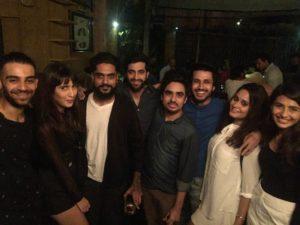 Karan Dharra + Starcast At Bonobo