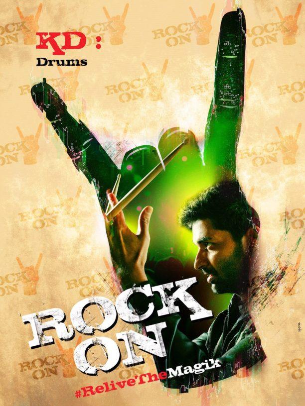 Rock on 2 Purab Poster