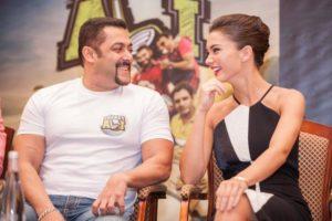 Salman Khan promotes Freaky Ali
