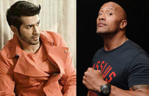 Varun Dhawan wants to meet Dwayne 'The Rock' Johnson! -