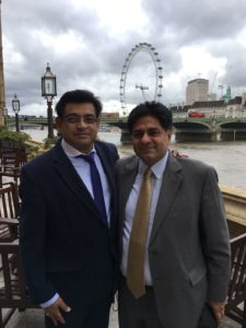amit-kumar-with-suresh-kumar-on-the-terrace-of-house-of-commons-uk-parliment