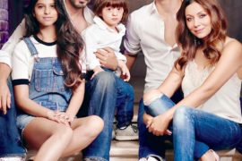 gauri-khan-family