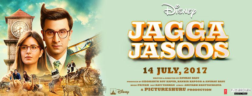 JAGGA JASOOS (2017) con KATRINA KAIF + Jukebox + Sub. Español + Online  Jaggajasoos01