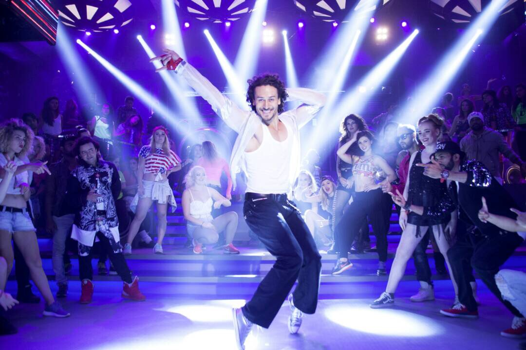 Image result for tiger shroff dance songs