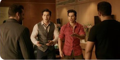 Varun Dhawan shares Salman Khan's cameo scene from Judwaa 2