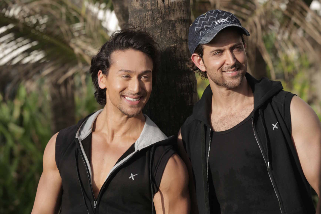 Yash Raj Films brings Tiger Shroff and Hrithik Roshan sharing in screen