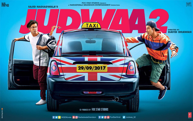 Judwaa 2 collections: Varun Dhawan's dream run continues at BO
