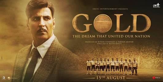 Akshay Kumar's Gold teaser will make your heart swell with pride