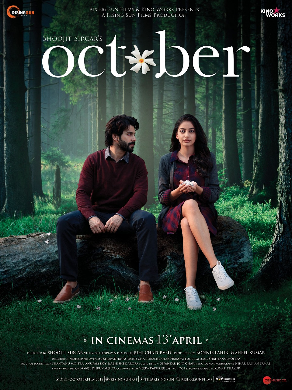 """October Trailer Review: """"Take a bow, Mr. Shoojit Sircar ..."""