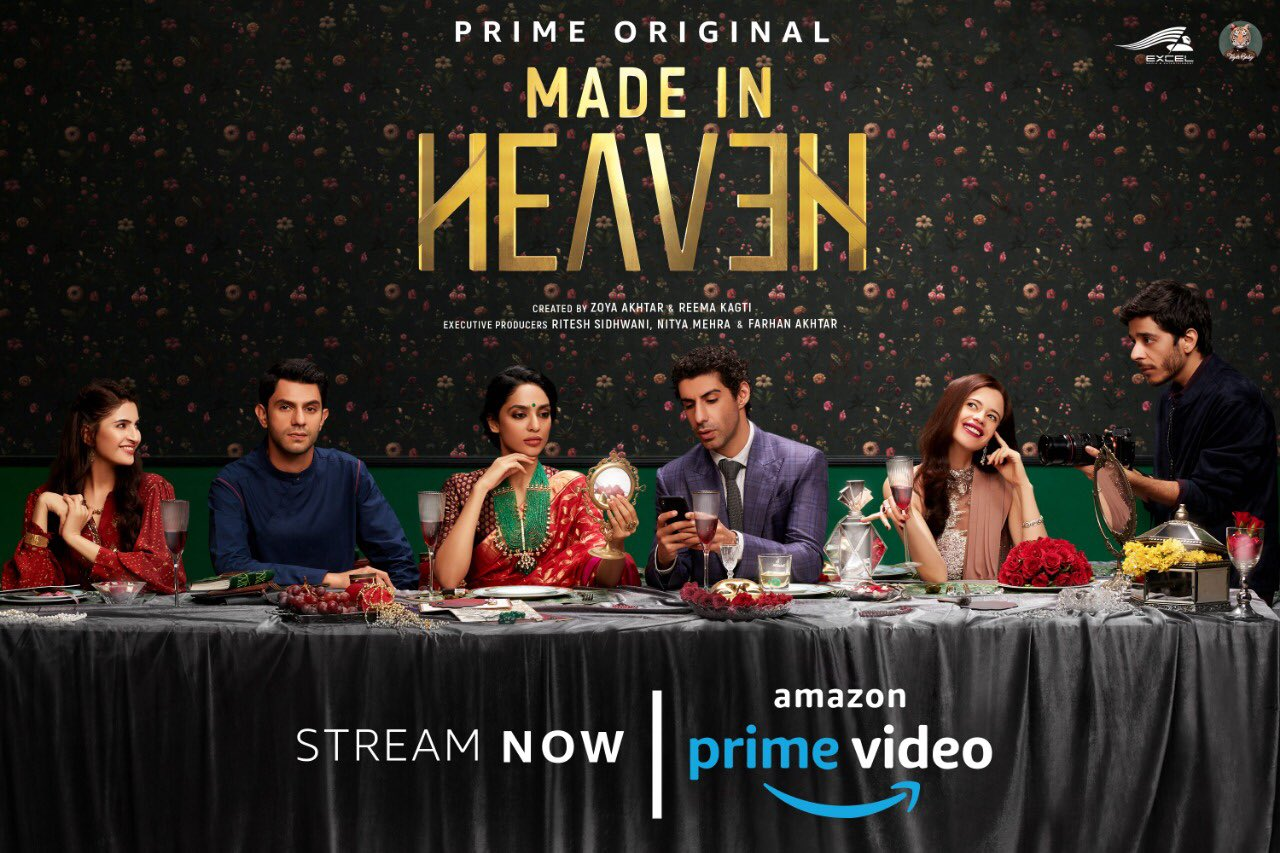 Image result for made in heaven amazon