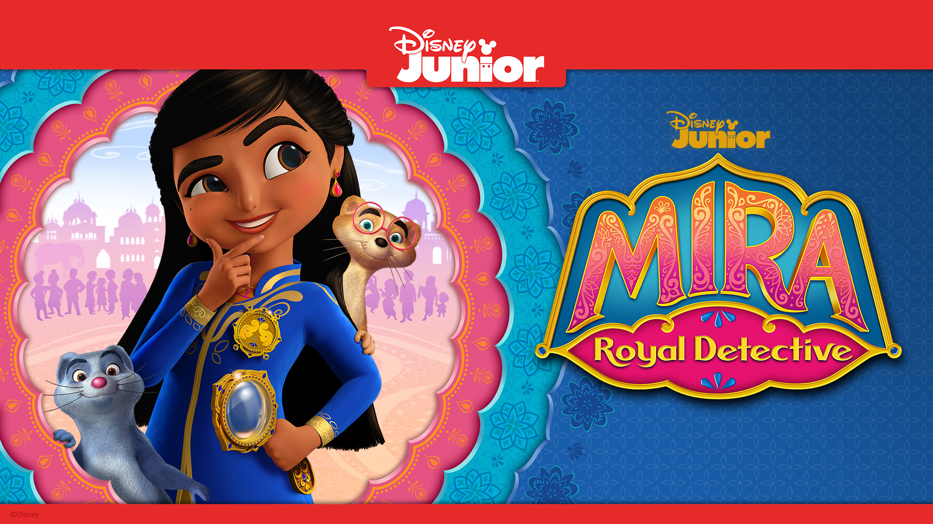 Special Mira Royal Detective Episodes To Celebrate Asian Pacific American Heritage Month Plus Coloring Pages Bollyspice Com The Latest Movies Interviews In Bollywood